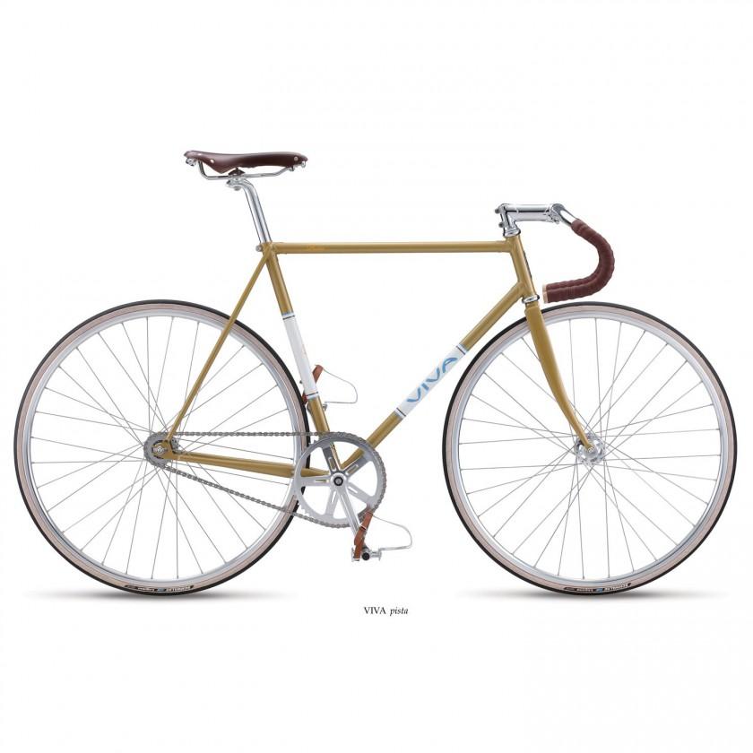 VIVA Bikes Singlespeed Bike Pista