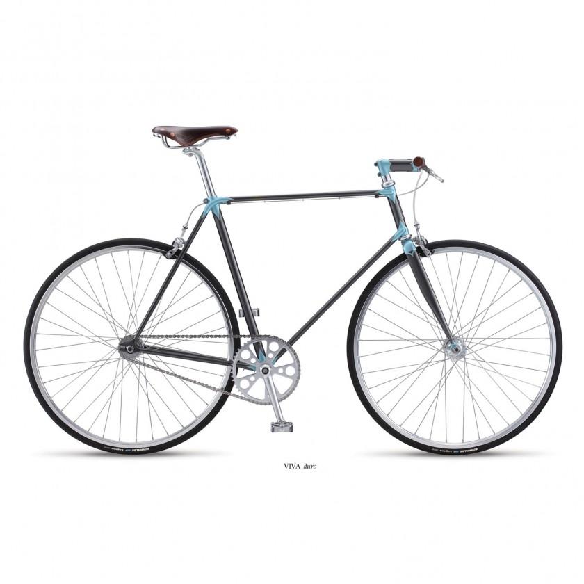 VIVA Bikes Singlespeed Bike Duro