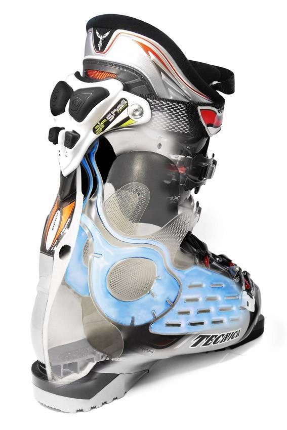 ispo European Ski Award - Gewinner Ski Boots - Tecnica Phoenix 100 Air Shell - ispo 10