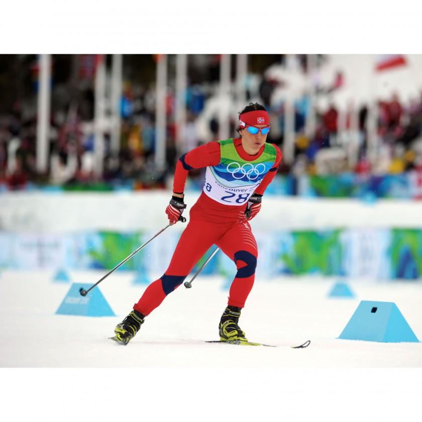 Photo: NordicFocus - Marit Bjrgen gewinnt 3 Goldmedaillen bei Olympia 2010