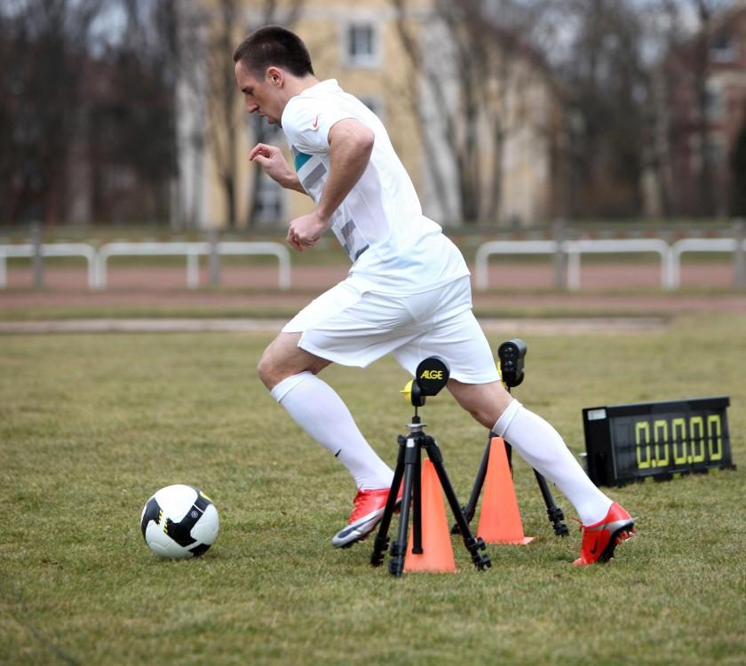 Le Duel: Bist du schneller als Ribery