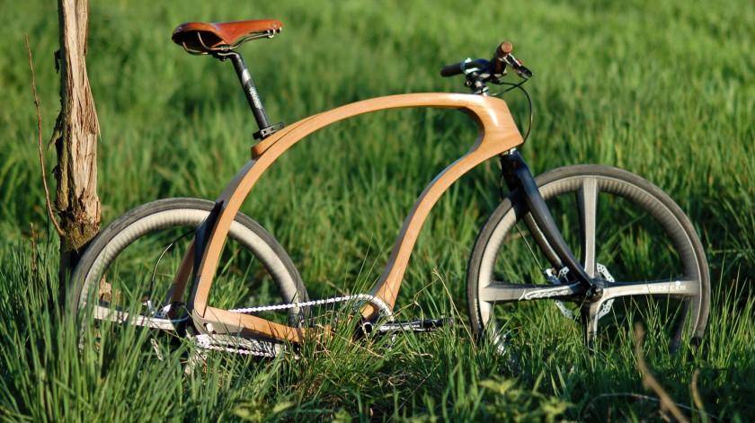 Waldmeister Bike im Grnen