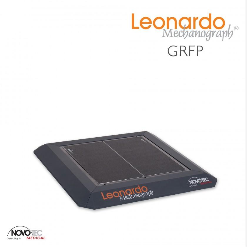 Leonardo Mechanograph GRFP