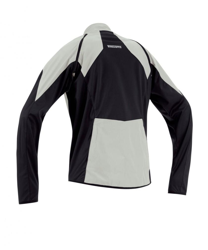 ALP-X Zip-Off Jacke - grey/black rear