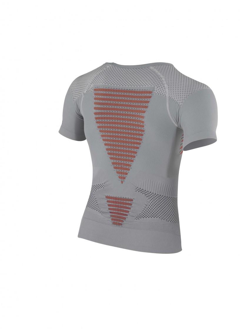 Trekking Shirt Short Sleeves Rückansicht