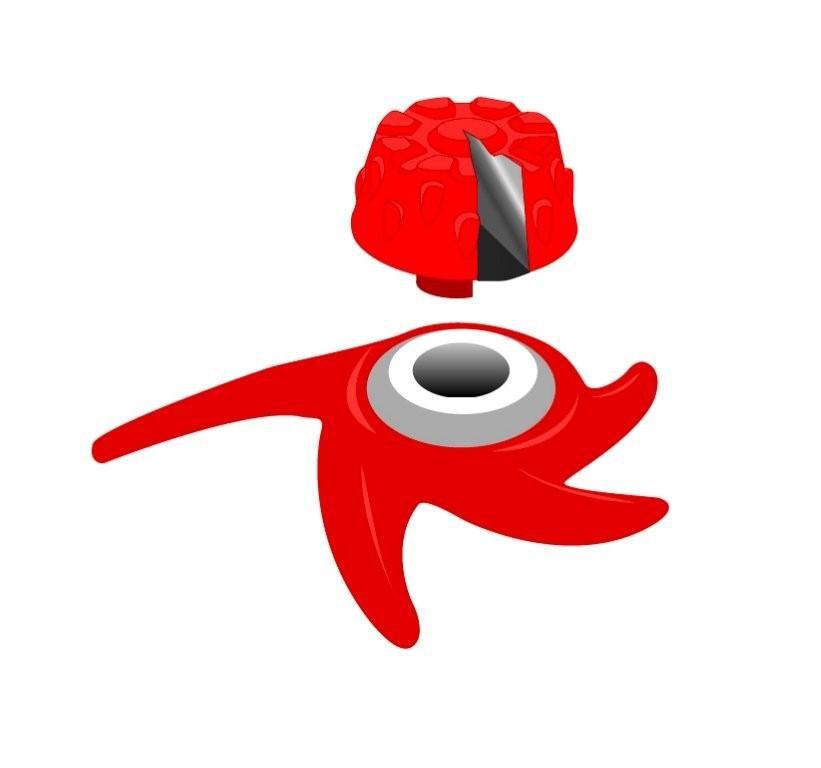 Twistngo Technologie - Drehstolle grafisch