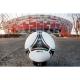 Fußball Europameisterschaft 2012: 16 Mannschaften, 8 Städte, 4 Ausrüster, 2 Länder und ein 'Tango'