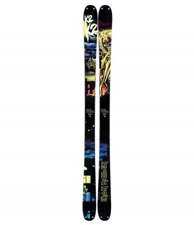 K2 Runs To The Hills mit dem Iron Maiden Limited Edition Ski
