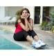 Eva Mendes hält sich mit Reebok fit