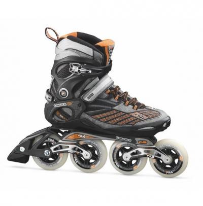 FILA Skates setzt 2011 weiterhin auf fortschrittliche Technologien: Skates mit Servolenkung und Junior-Skates, die wachsen