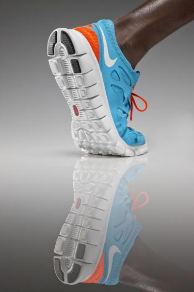 Nike Free Run+ 2 Training fr die Fumuskulatur