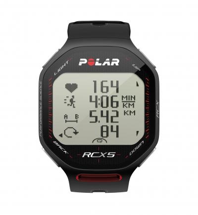 Polar erobert die Triathleten und Multisportler - Im Frühjahr kommt der neue funktionsbepackte RCX5 auf den Markt