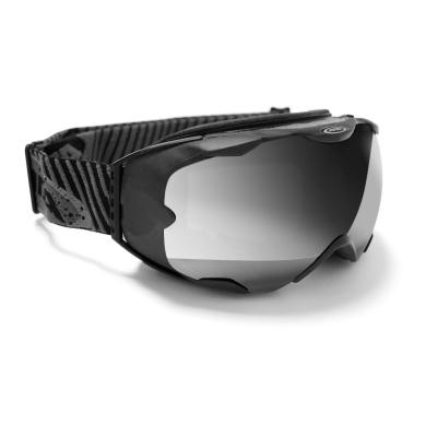 R-TEC - die neue Skibrille von ALPINA mit Info-Display fr Speed, GPS und Co.