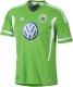 Der VfL Wolfsburg und adidas präsentieren das neue Heimtrikot der Saison 2011/12