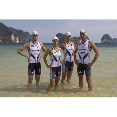 2XU untersttzt das teamTBB - das derzeit erfolgreichste Triathlon-Team der Welt