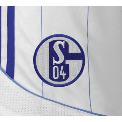 Schalke 04 und adidas prsentieren neues Auswrtstrikot fr die Saison 2011/12