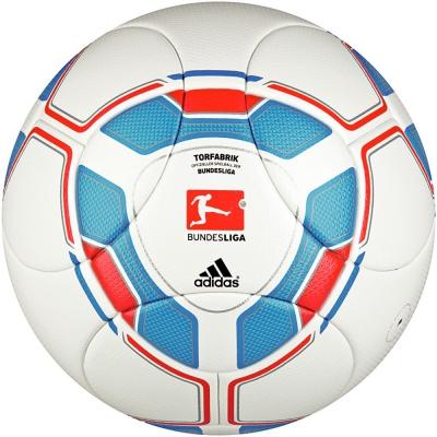 Ligaverband und adidas prsentieren neuen Ligaball Torfabrik