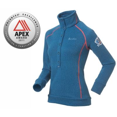 ODLO Shirt Via Calma mit dem Polartec Apex Design Award 2011 ausgezeichnet