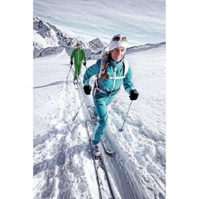 VAUDE Pizol Skitouren Kombi: Winddichter Turbo fr die Tour