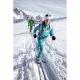 VAUDE Pizol Skitouren Kombi: Winddichter Turbo für die Tour