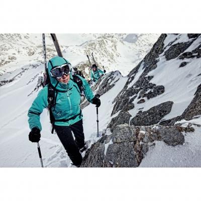 Alpamayo Jacket aus Polartec NeoShell: Softes Schutzschild