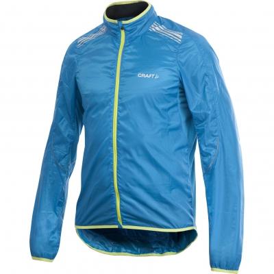 CRAFT BIKEWEAR: Performance Featherlight Jacket  Vest sowie Performance Stripe Jersey