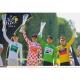 Die Radsportelite vertraut auf die Eyewear Technologie von Oakley