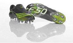 Neuer Fuballschuh  +F50 TUNIT  von Adidas