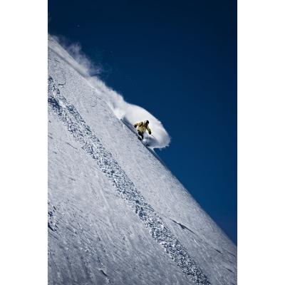 Die Ski der K2 BackSide Series versprechen Zuverlässigkeit auch in schwierigem Gelände