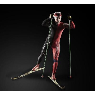 2XU Compression Sportswear als Unterwsche beim Wintersport
