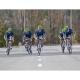 Team MOVISTAR geht mit adidas eyewear ins Rennen - evil eye halfrim pro sorgt bei den Rennradprofis für beste Sicht