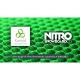 Nitro präsentiert auf der ISPO 2012 die revolutionäre Leichtbauweise von Snowboardkernen mit Koroyd-Technologie