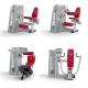 Motorisierte, isokinetische Kraftgerätelinie 4E® - den Meister der optimalen Anpassung gibt's nur bei gym80