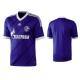 Die neuen adidas Heim-Trikots 2012/13 der Bundesliga-Mannschaften FC Schalke 04, Bayer 04 Leverkusen und VfL Wolfsburg