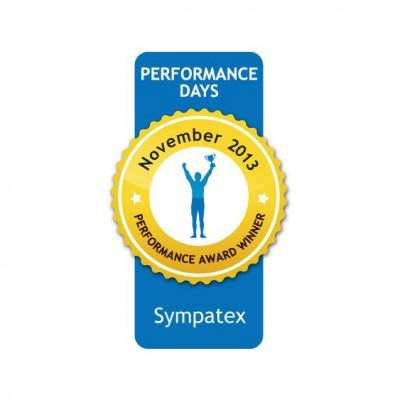 Sympatex gewinnt Performance Award 2013: Leistungsstarkes Futterlaminat Moisture-tech Volterra berzeugt Experten-Jury