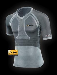 X-BIONIC Fennec-Shirts mit exzellentem Sonnenschutz