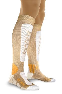 X-Socks macht Schluss mit kalten Füßen im Skischuh