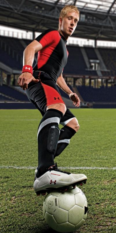 Funktionstextilhersteller Under Armour startet mit erster Fußballschuh-Kollektion
