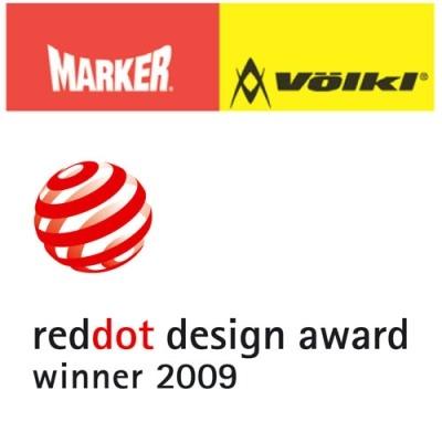 Ausgezeichnet: red dot design award für Völkl