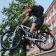 Gut gefedert auf die Mountainbike-Piste
