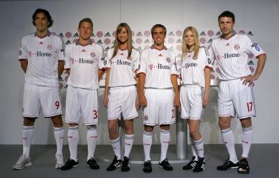 adidas und der FC Bayern München starten in die UEFA Champions League Saison 2009/10