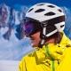 Eine Weltneuheit bietet mehr Durchblick für Skifahrer