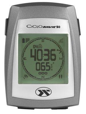 NAVIC 50 der erste GPS-Fahrradcomputer