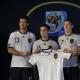 adidas und DFB pr�sentieren das neue WM-Trikot