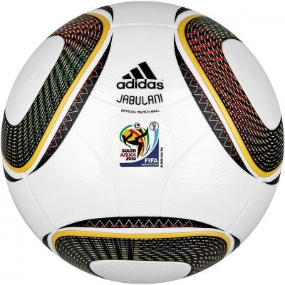 adidas JABULANI  Offizieller Spielball der FIFA Fussball-Weltmeisterschaft 2010