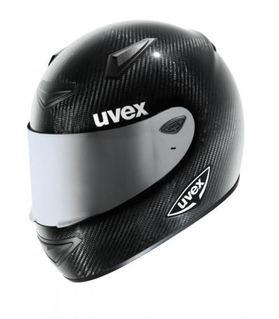 uvex onyx carbon:  Von der Rennstrecke in den Handel