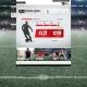 Online-Trainingshilfe Nike Football+ ermöglicht perfekte Vorbereitung für das Fußballjahr 2010