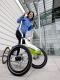 Der Crosstrainer kommt in Fahrt: Ex-Spitzensportlerin Uschi Disl präsentiert neuen Fitness-Trend Freecross auf der ispo