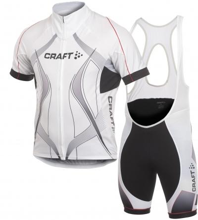 CRAFT Bike: Performance Tour Jersey  Bib