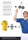 NIKE präsentiert die neuen Nationaltrikots für die Fußball-Weltmeisterschaft 2010